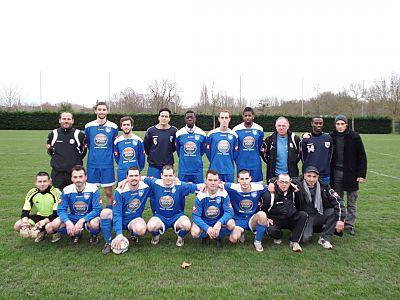 Equipe séniors 2 2011-2012