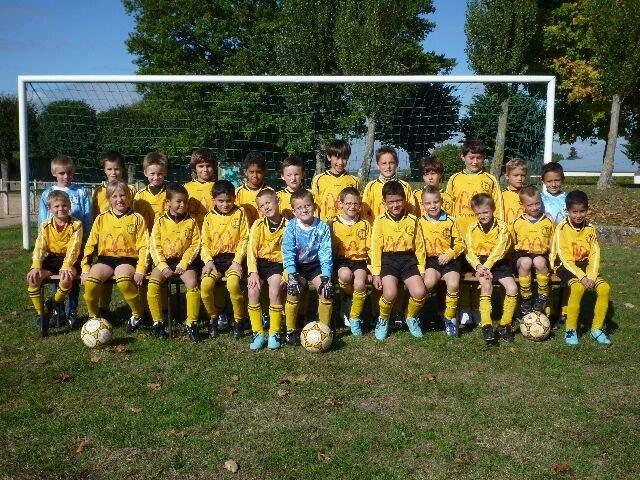 U8/U9 équipe 1