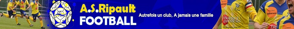 ASSOCIATION SPORTIVE DU RIPAULT : site officiel du club de foot de MONTS - footeo