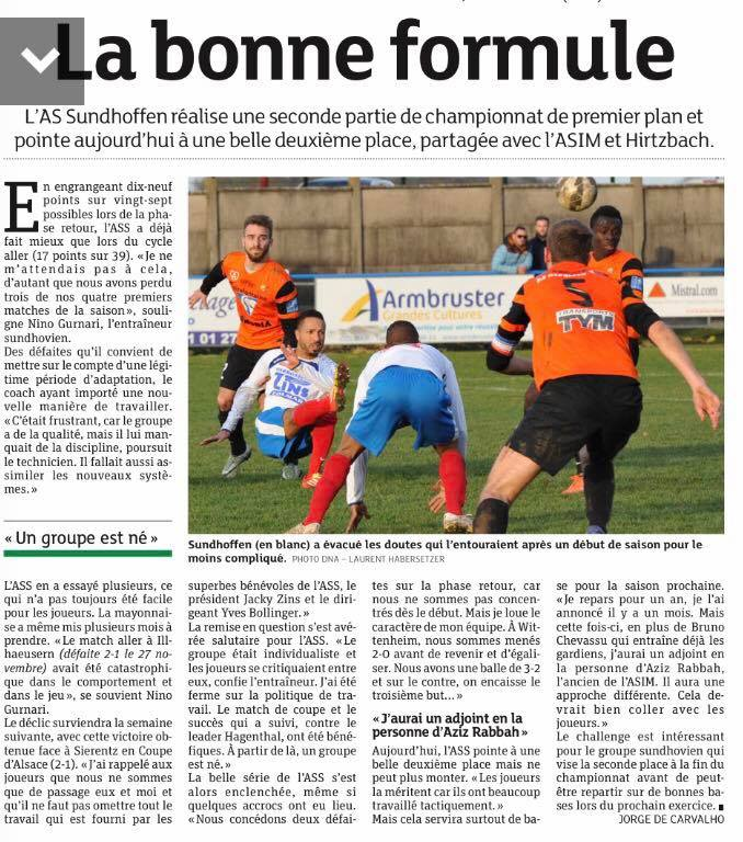 Article DNA 11 mai 2017