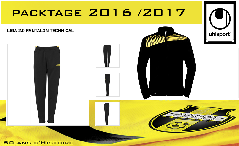 packtage 2016/2017