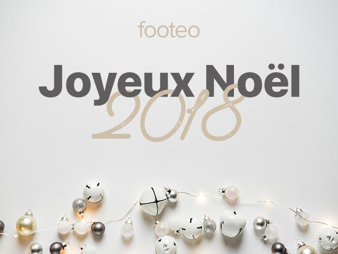 L Equipe Footeo Vous Souhaite Un Joyeux Noel 2018