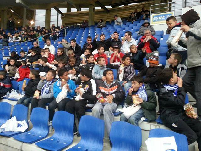 match ESTAC -GIRONDINS DE BORDEAUX