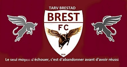 BREST Football Club  : site officiel du club de foot de Brest - footeo