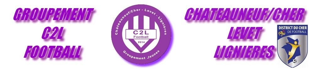 Groupement C2L : site officiel du club de foot de CHATEAUNEUF SUR CHER - footeo