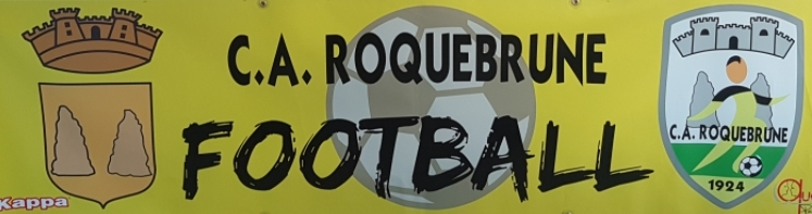 CLUB ATHLETIQUE ROQUEBRUNOIS : site officiel du club de foot de ROQUEBRUNE SUR ARGENS - footeo
