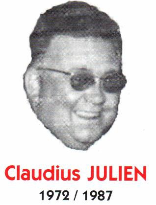 CLAUDIUS Julien