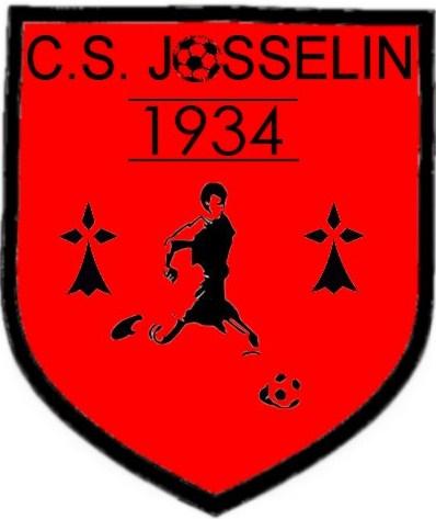 Logo officiel du club de football du C.S. JOSSELIN