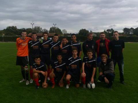 U18 - Andernos-Lanton 1