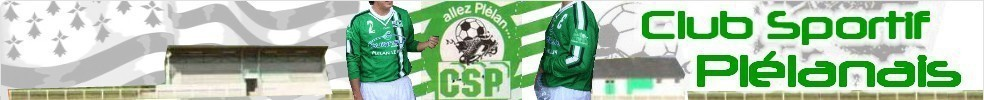 Club Sportif Plélanais : site officiel du club de foot de PLELAN LE PETIT - footeo