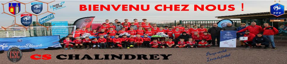 CHEMINOTS SPORTIFS DE CHALINDREY : site officiel du club de foot de Les Loges - footeo