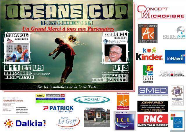 Affiche sponsors 2014