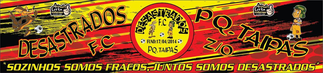 DESASTRADOS F.C : site oficial do clube de futebol de São Paulo - footeo