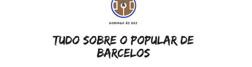 Domingoasdez : site oficial do clube de futebol de Barcelos - footeo