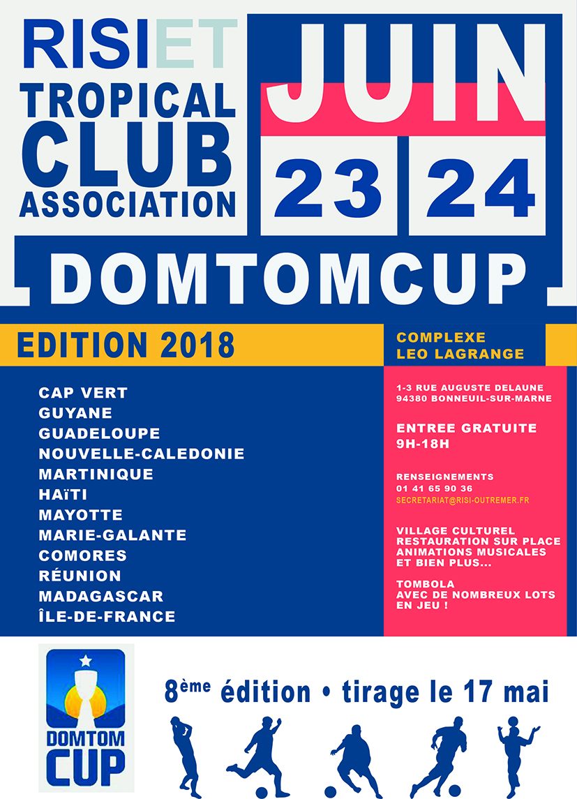 Dom Tom Cup 2018