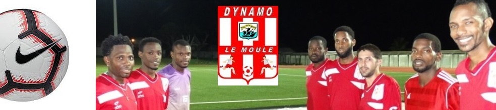 DYNAMO LE MOULE : site officiel du club de foot de LE MOULE - footeo