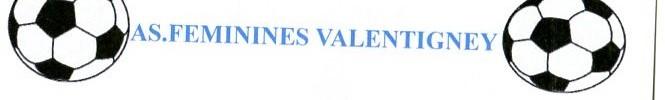 Ecole de foot au feminin de Valentigney : site officiel du club de foot de VALENTIGNEY - footeo