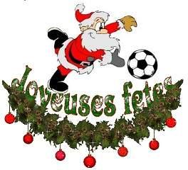 Actualite Joyeuses Fetes Club Football Elvinoise Foot Footeo