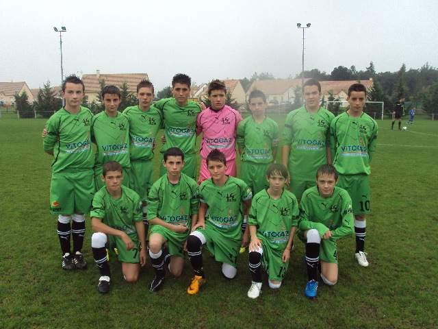 FC La Suze U15