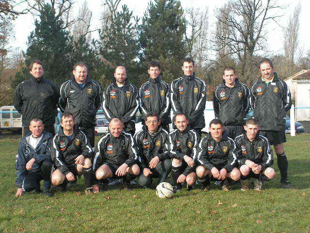 Seniors équipe 2