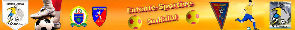 ENTENTE SPORTIVE DUN NAILLAT : site officiel du club de foot de DUN LE PALESTEL - footeo