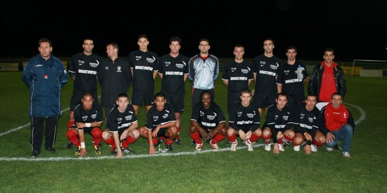 Equipe coupe Saint Gely