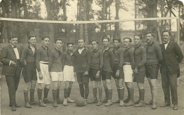 equipe 1921