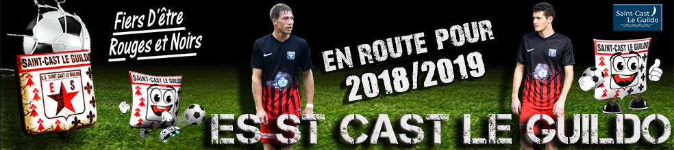 Etoile Sportive Saint Cast Le Guildo : site officiel du club de foot de Saint-Cast-le-Guildo - footeo