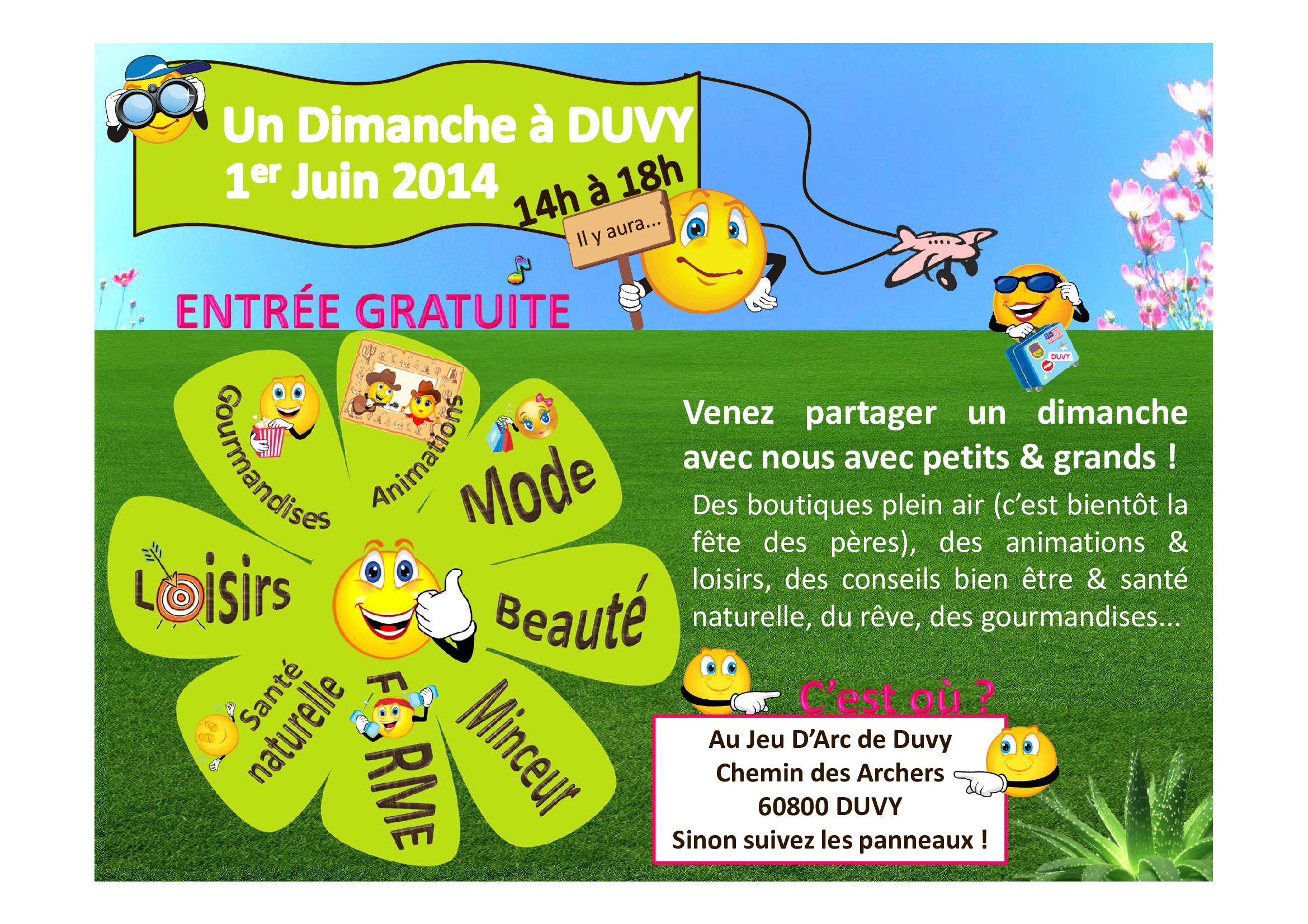 flyer 1er juin 2014
