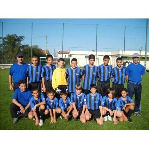 13 ans équipe 1