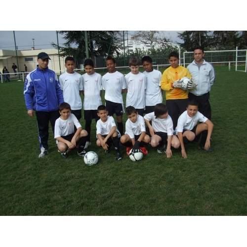 Benjamin équipe 1