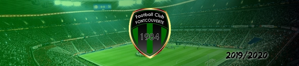 FOOTBALL CLUB FONTCOUVERTE : site officiel du club de foot de FONTCOUVERTE - footeo