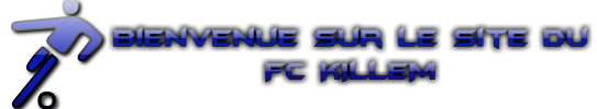 Football Club Killem : site officiel du club de foot de KILLEM - footeo