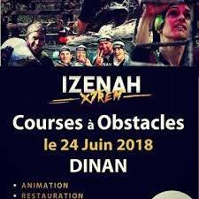 la course à obstacles pour tous Izenah Xtrem débarquera à Dinan le 24 juin prochain