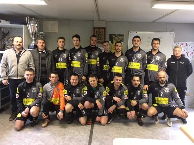 FC3R Séniors B