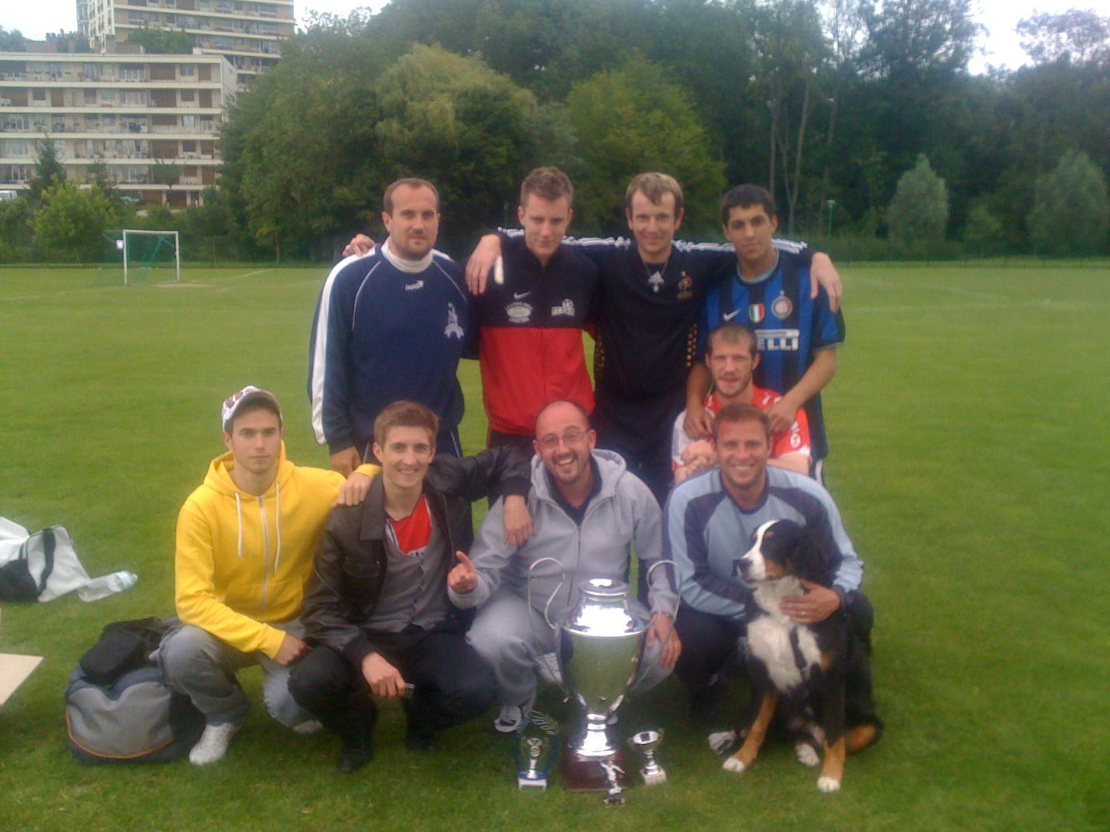 Vainqueur tournoi CAN 2010