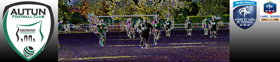 FOOTBALL CLUB D AUTUN  : site officiel du club de foot de AUTUN - footeo