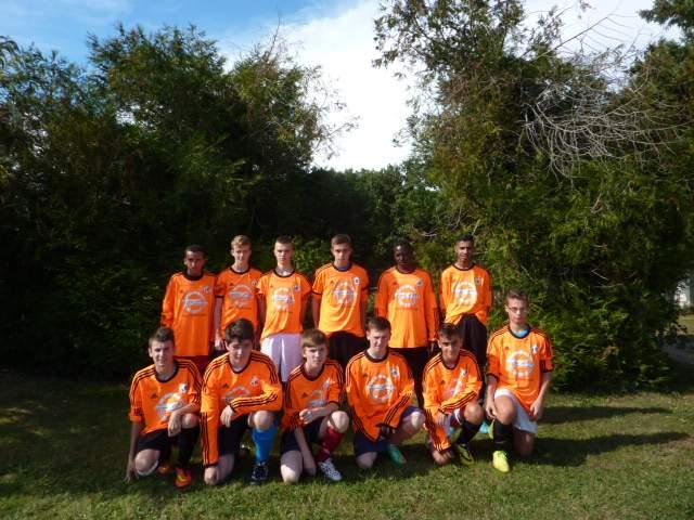 U16/U18 B