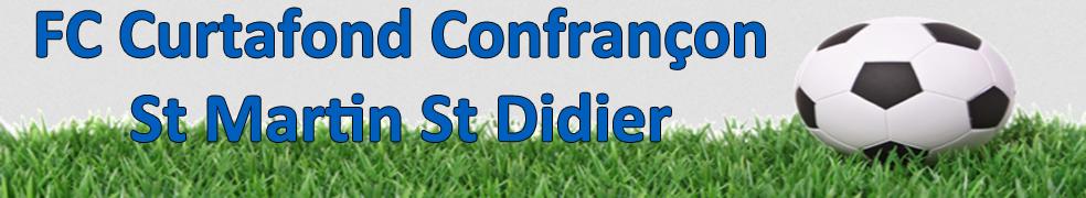 F.C. Curtafond Confrançon St Martin St Didier : site officiel du club de foot de CURTAFOND - footeo