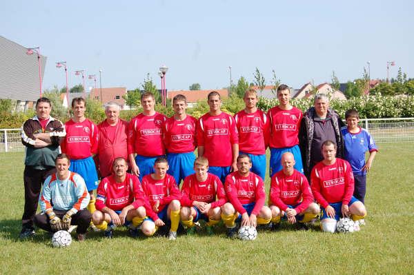 équipe 2008/2009