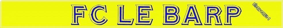 FOOTBALL CLUB BARPAIS : site officiel du club de foot de LE BARP - footeo