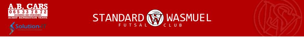 Standard Wasmuël : site officiel du club de foot de Boussu - footeo