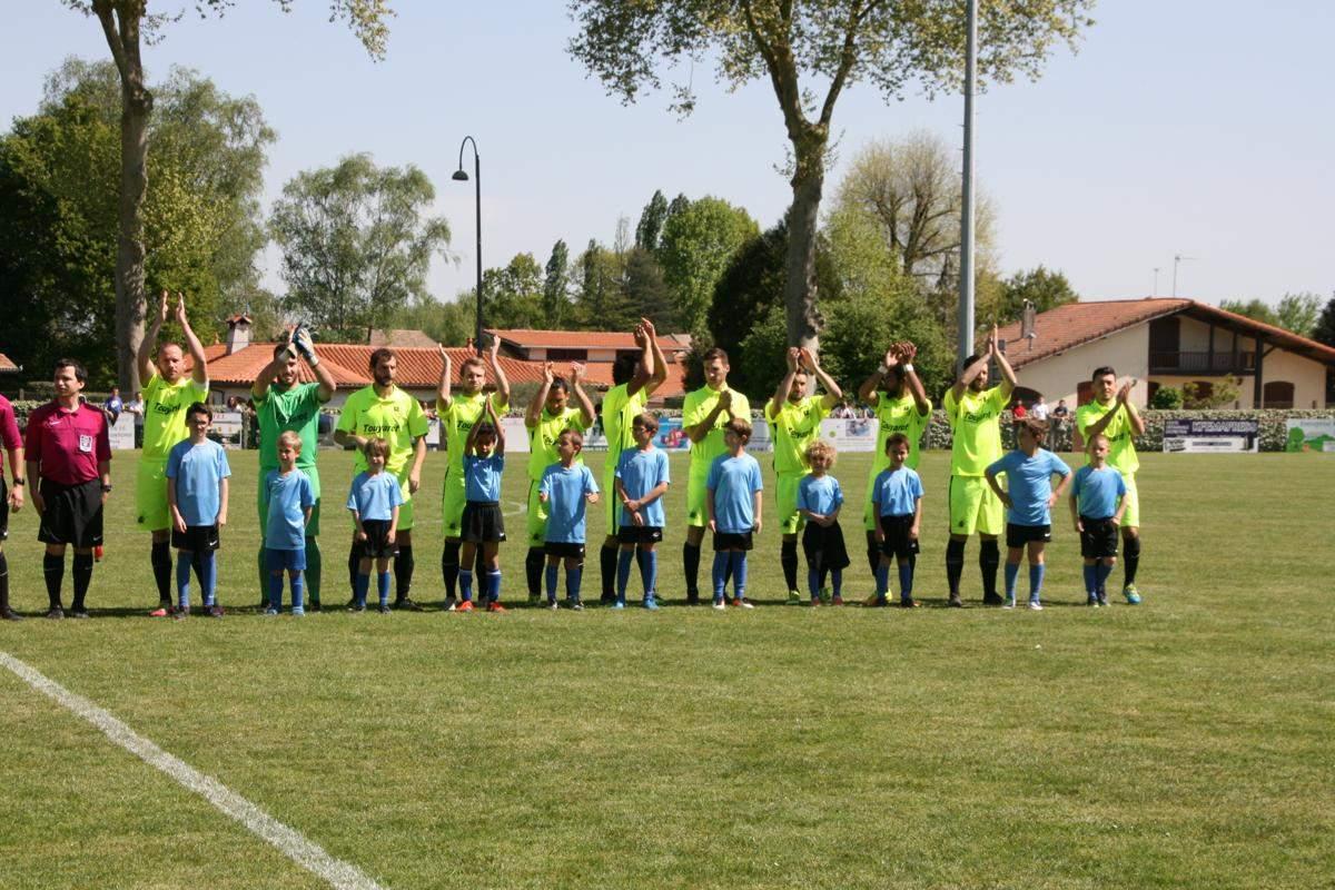 Album 1 2 finale coupe des landes photo n 12 club football football club tartas st yaguen - Coupe des landes football ...
