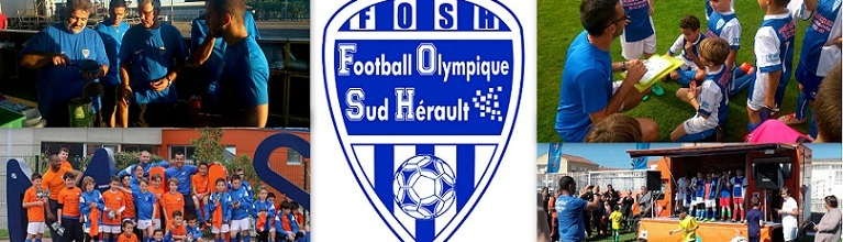 FOOTBALL OLYMPIQUE SUD HERAULT : site officiel du club de foot de QUARANTE - footeo
