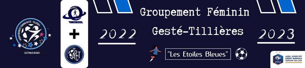 Groupement féminin Gesté - Tillières : site officiel du club de foot de SEVRE MOINE - footeo