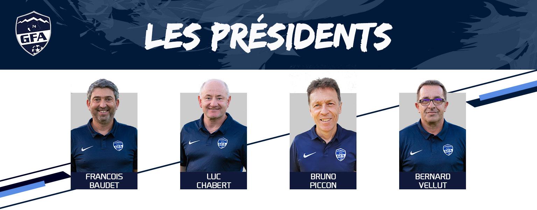 Les présidents