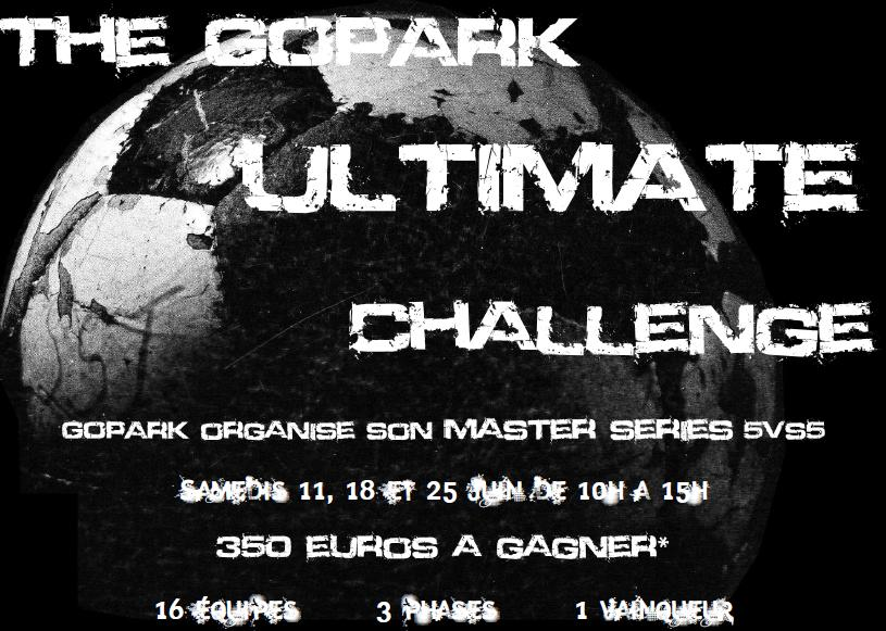 The GOPARK Ultimate Challenge