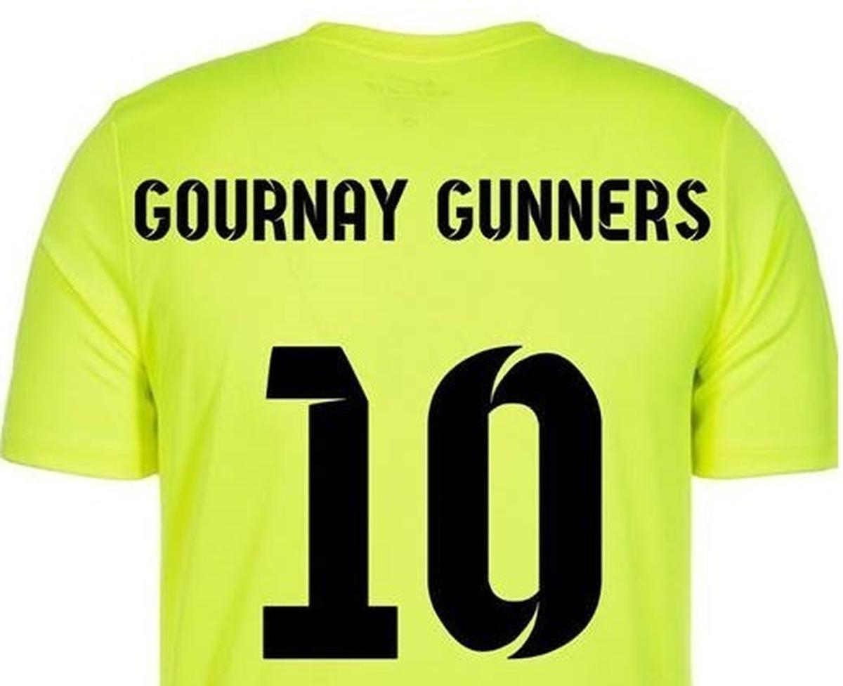 GOURNAY GUNNERS