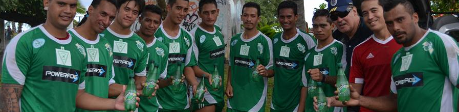 Green Warriors Beach Soccer Tahiti : site officiel du club de foot de PAPARA - footeo