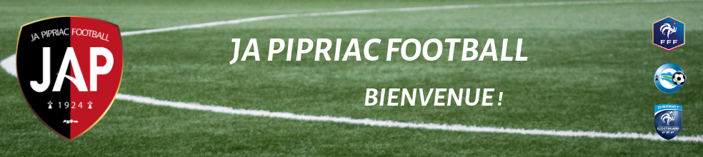 JA Pipriac Football : site officiel du club de foot de PIPRIAC - footeo